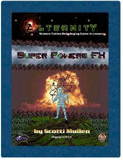 SuperPower FX Cover