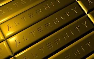 Alternity Gold Wallpaper
